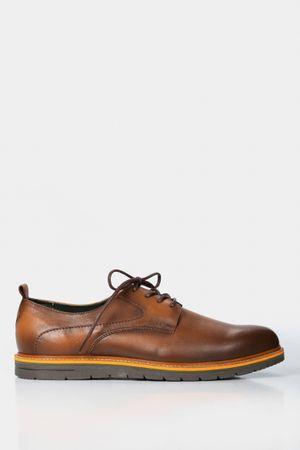 Zapatos de cuero tipo Derby