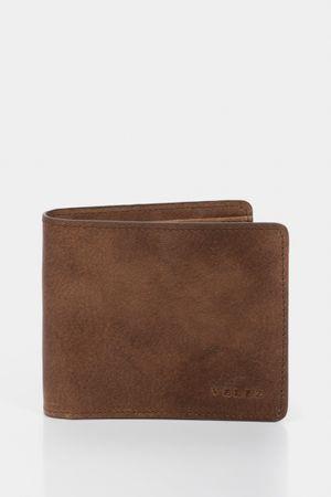Billetera de cuero vintage