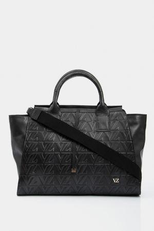 Shopping amberes de cuero para mujer monograma VZ